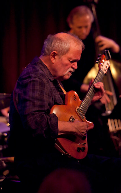 John Abercrombie, Lyrical Jazz Guitarist, dies at 72