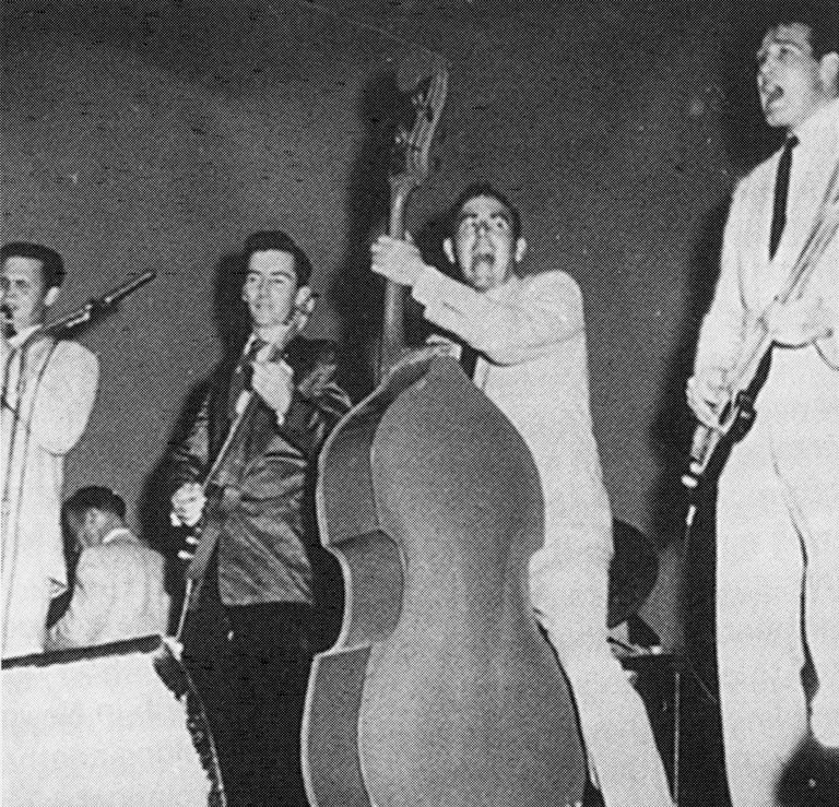 Sonny Burgess, Rockabilly Wild Man