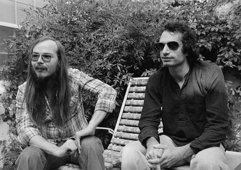 Walter Becker, Co-founder of Steely Dan